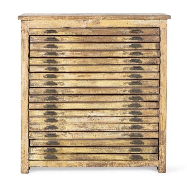 Muebles de madera para joyería.