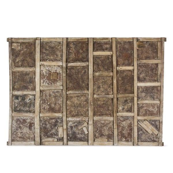 Panel decorativo vintage para techos.