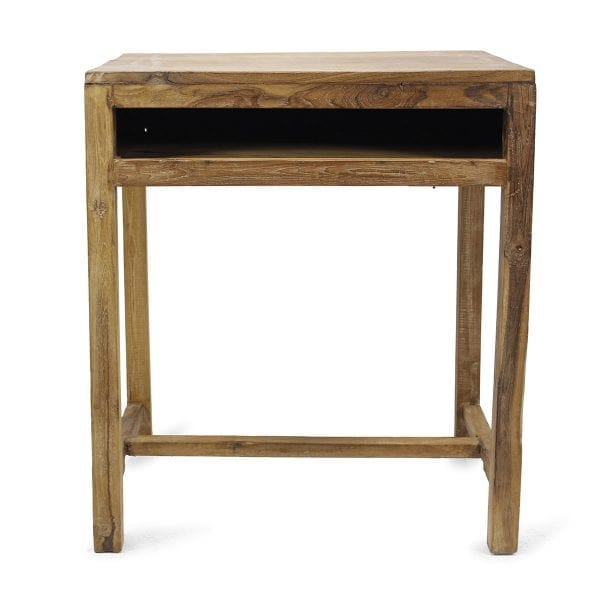Petite table de bar de style vintage.