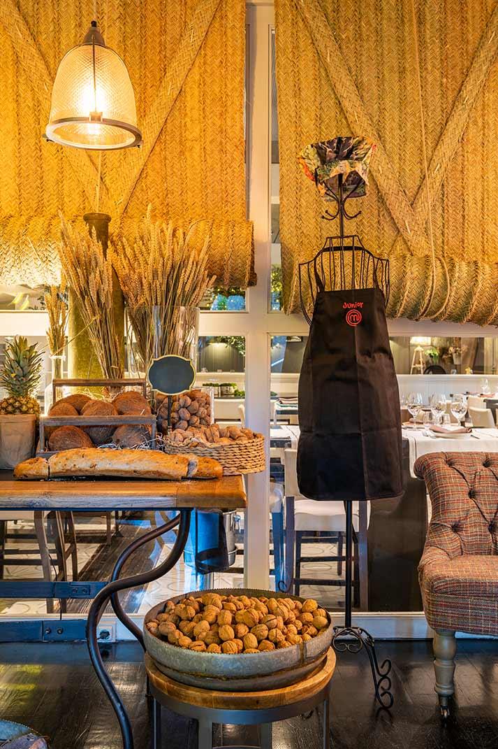Proyecto restaurante Madrid. MasterChef.