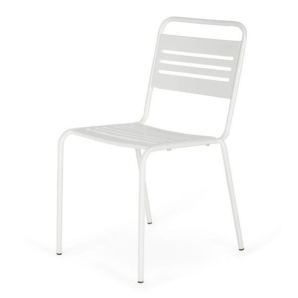 Olimpia: colección de sillas y mesas de exterior.