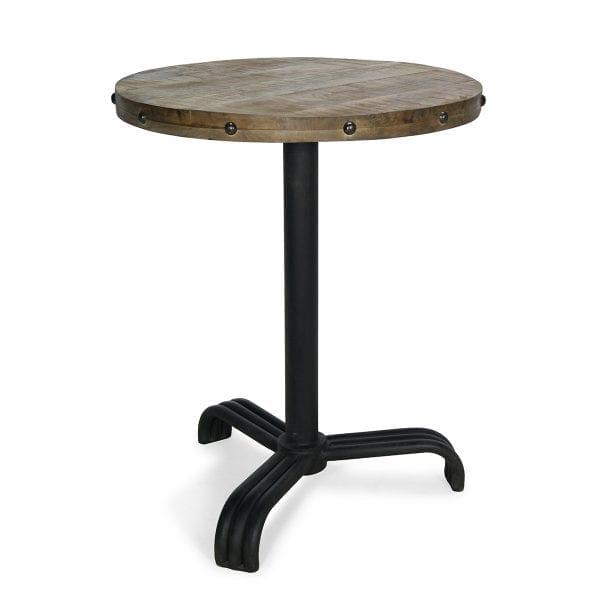 Photo. Table design pour l'hôtellerie.