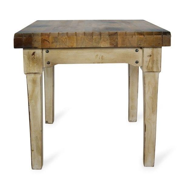Table en bois pour espaces commerciaux Tenere.
