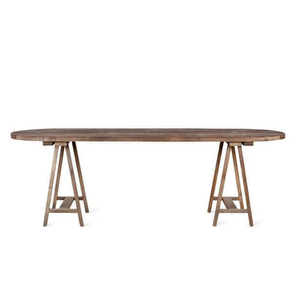 Table professionnelle pour le secteur de la restauration.
