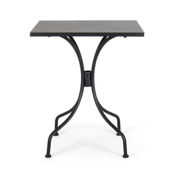 Table pour bar noire très économique.