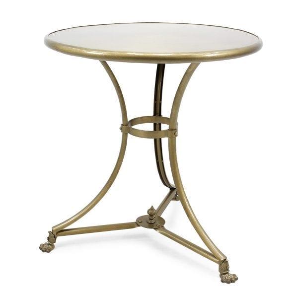 Tables pour restaurants ou bars.