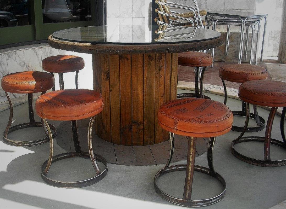 Fotos del restaurante Divuit trenta-quatre con mobiliario FS