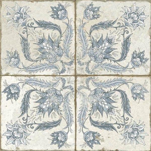 Carrelage vintage 45x45 FS Ivy Blue.
