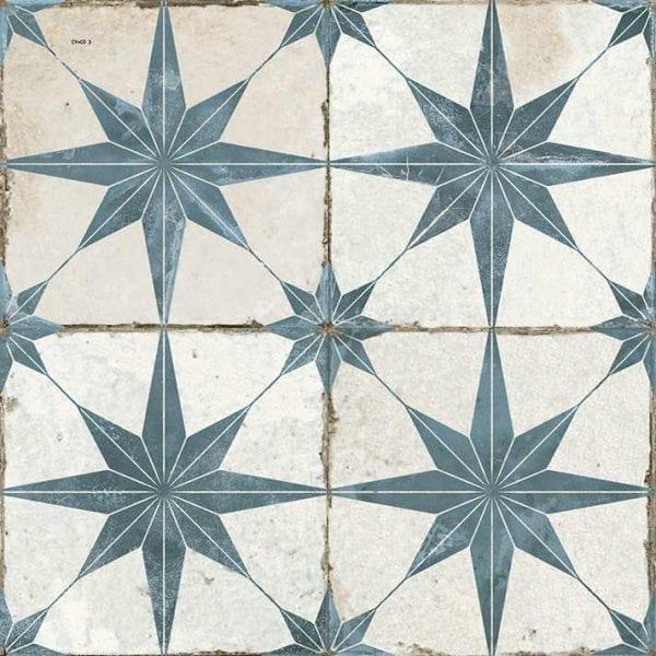 Carrelage de restaurant Francisco Segarra FS Star Blue.
