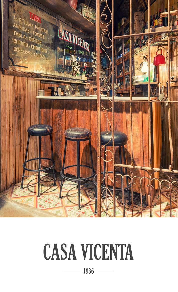 Francisco Segarra. Mobiliario y diseño para que sepas cómo decorar tu bar.