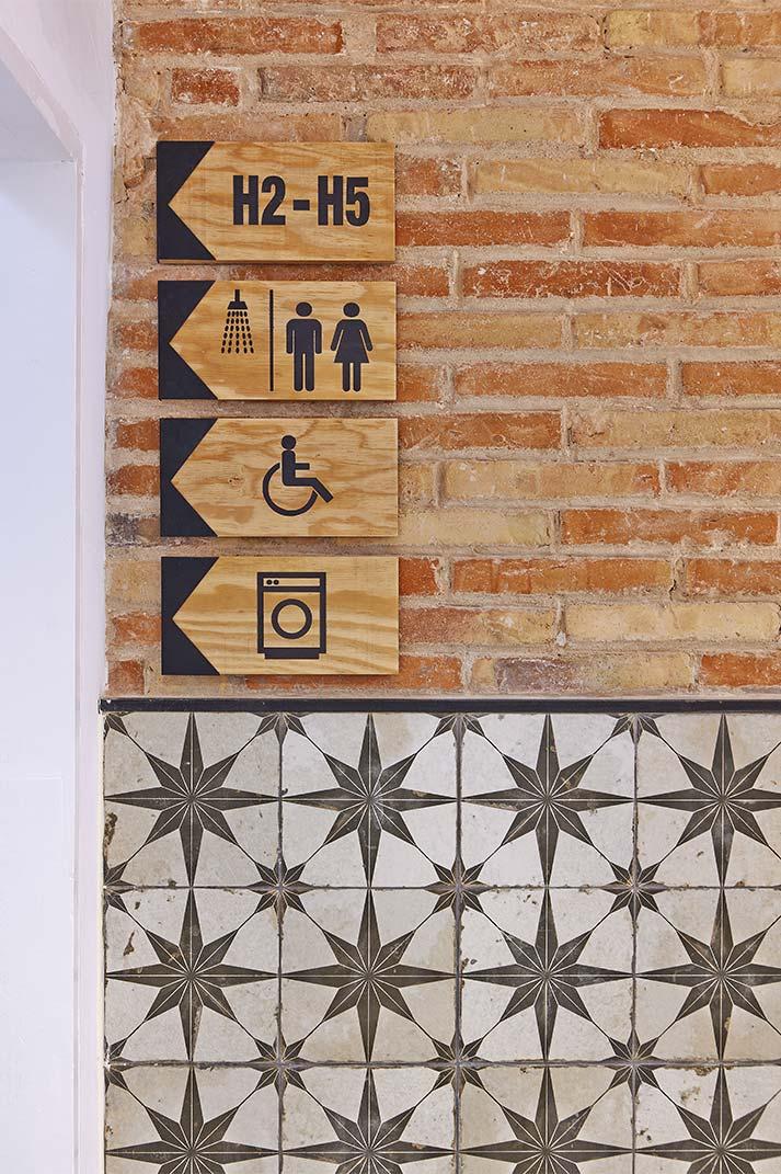 Decoración para alojamientos turísticos únicos.