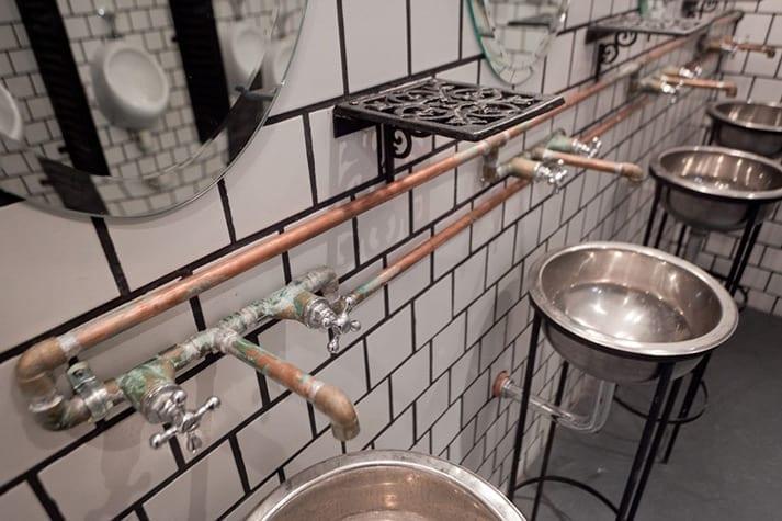 Imágenes de decoración de baños para proyectos de interiorismo.