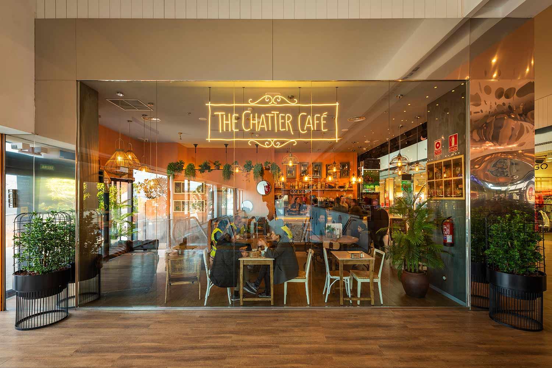 Diseño 100 Fs Para La Cafetería The Chatter Café En Madrid