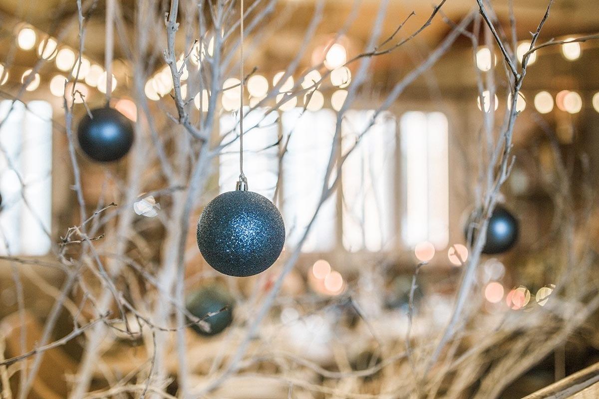 Découvrez la décoration de Noël de Francisco Segarra.