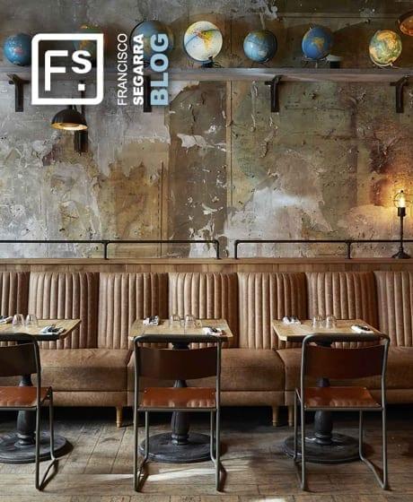 Photo.Projet d'intérieur et de décoration dans le restaurant Italien La Margherita