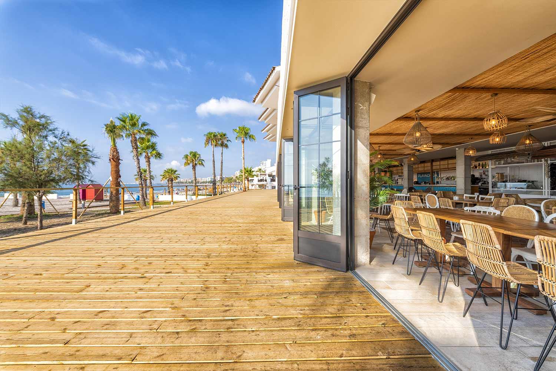 Lo nuevo de Francisco Segarra. Diseños Beach Club.
