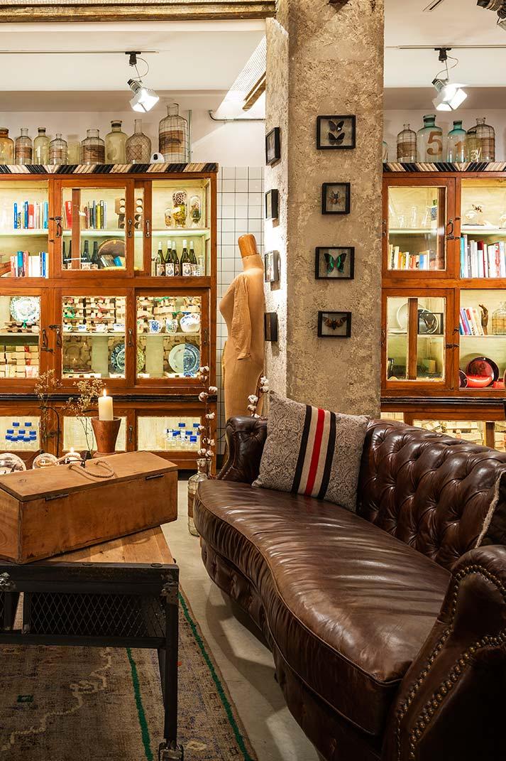 FS Showroom calle Larra. Le nouvel espace déco de Francisco Segarra à Madrid.