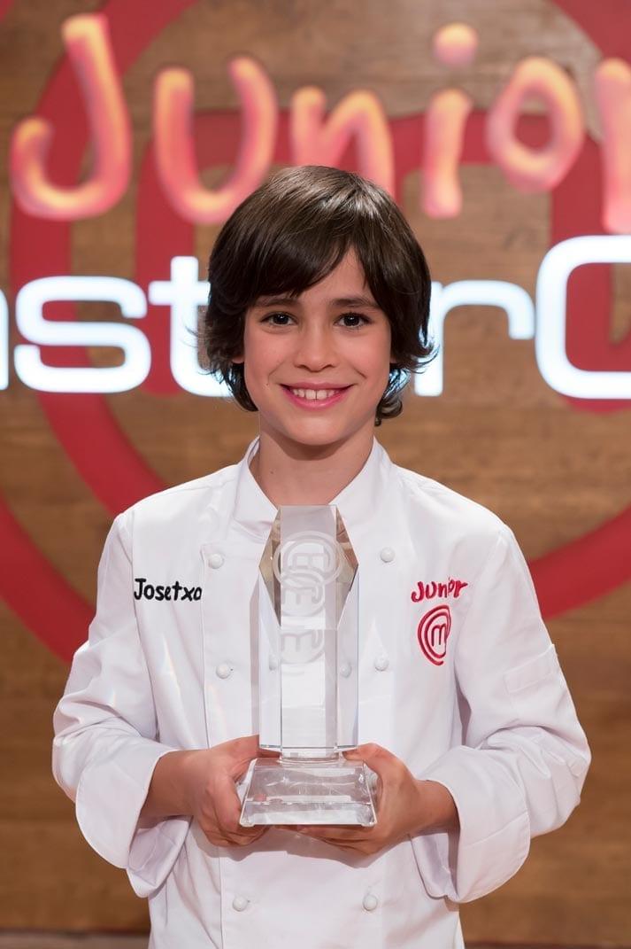 Finale MasterChef Junior 6, collaboration de Francisco Segarra.