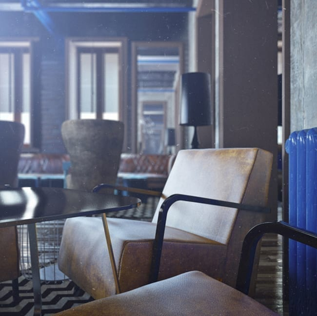 Novedades de la firma de muebles FS. Contará con blog sobre decoracion vintage