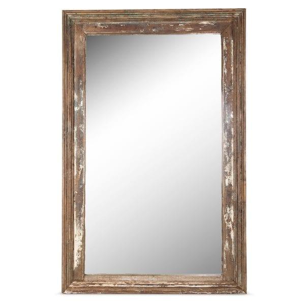 Grand miroir ancien vintage.