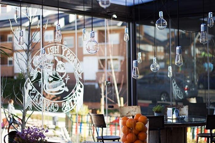 Noticias sobre mobiliario e iluminación para bares y restaurantes Francisco Segarra.