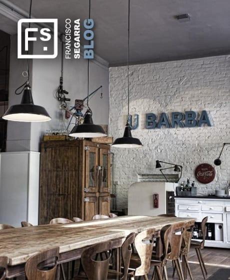 Fotos. Interiorismo hostelería Ostería U Barba