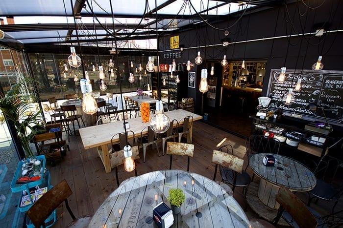 Noticias sobre interiorismo y decoraciónd e bares y restaurantes.