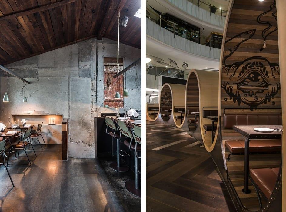 Imágenes. Los mejores proyectos para cafeterías a nivel mundial.