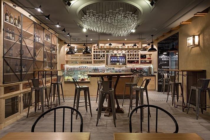 Noticias. Los mejores diseños de espacios para hostelería a nivel mundial.