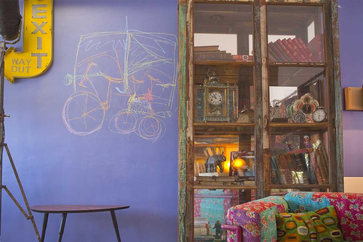 meuble industriel vintage francisco segarra. Black Bedroom Furniture Sets. Home Design Ideas