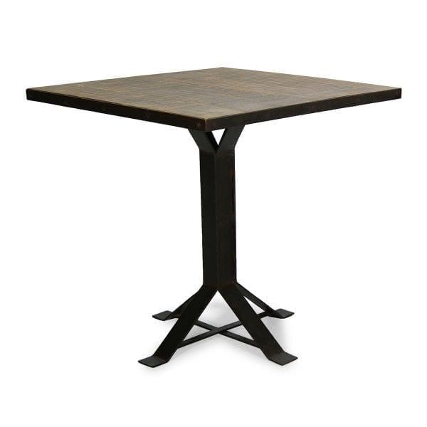 Imagen de la mesa Bárbara en hierro de venta en Francisco Segarra.