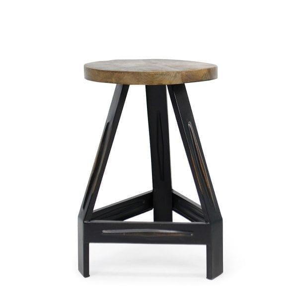 Taburete Kaa de la firma de muebles Francisco Segarra