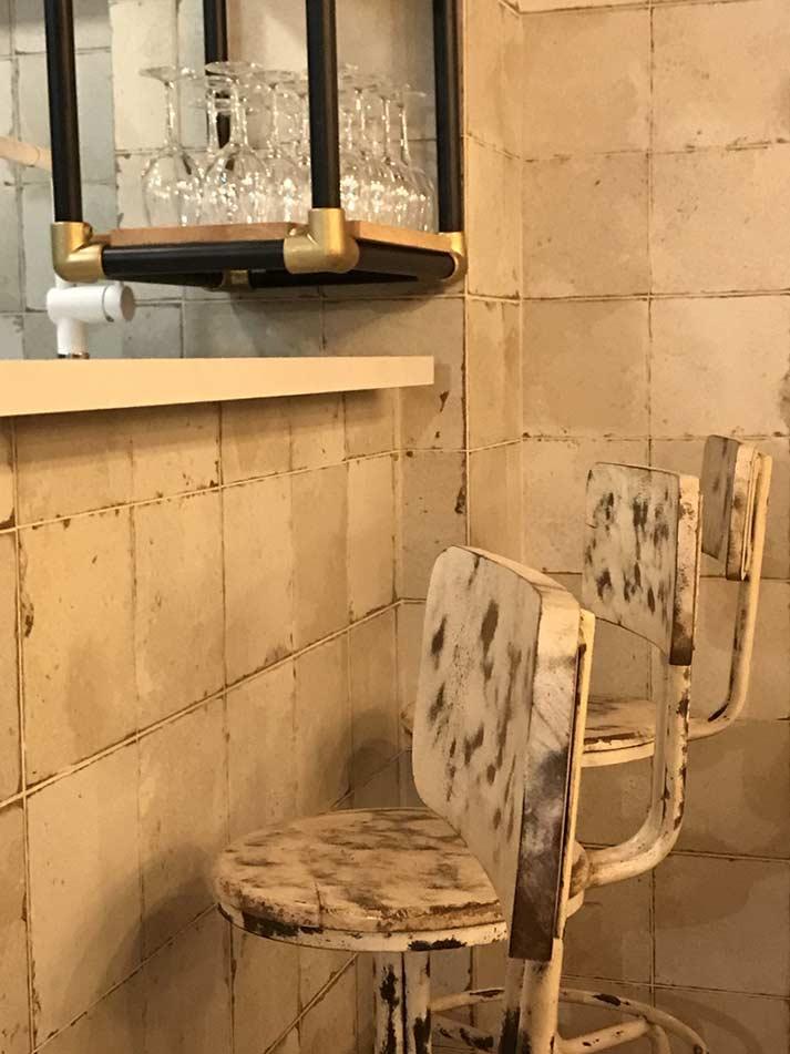 Un italiano en París. La estética de Francisco Segarra en la decoración del restaurante Pietro.