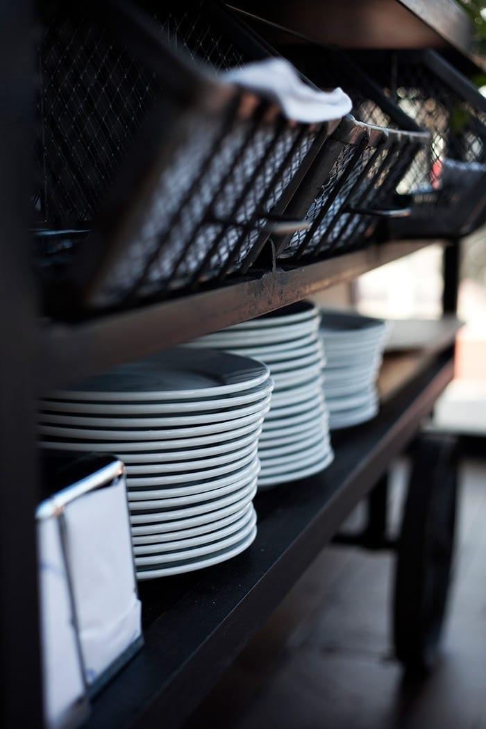 Noticia sobre los muebles para bares y restaurantes de Francisco Segarra.