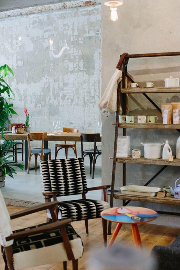 Agreable Projet Decoration Restaurant Concept