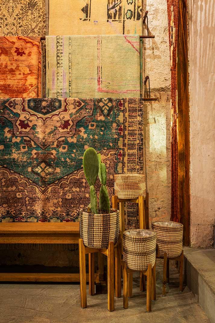 Proyectos de interiorismo y decoración comercial de la firma Francisco Segarra.