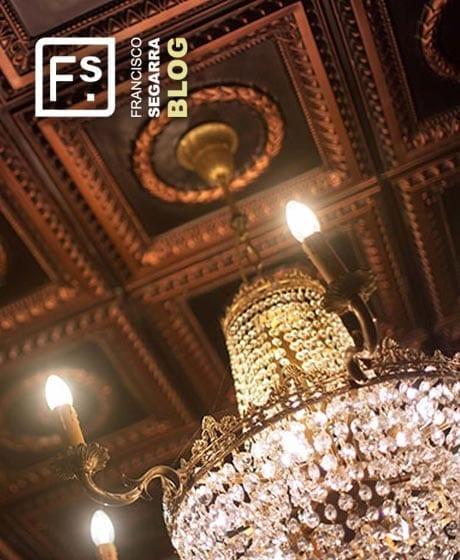 Revêtement pour murs ou plafonds Francisco Segarra.