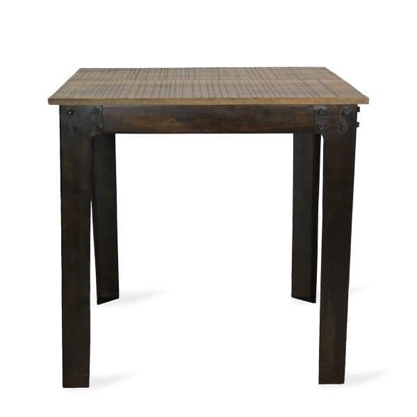 Photo.Table pour les cafétérias.