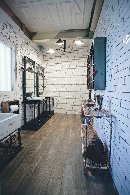 Imágenes del nuevo showroom de la firma Francisco Segarra.