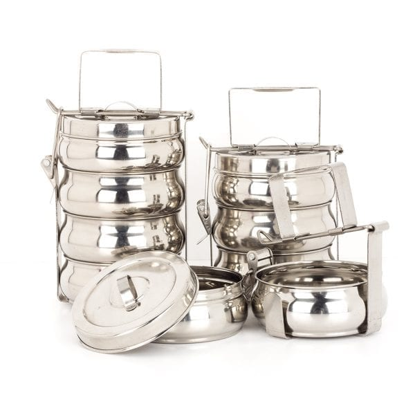 Tiffins originales Francisco Segarra.