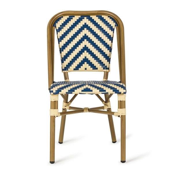 Café chairs suitable for terraces.