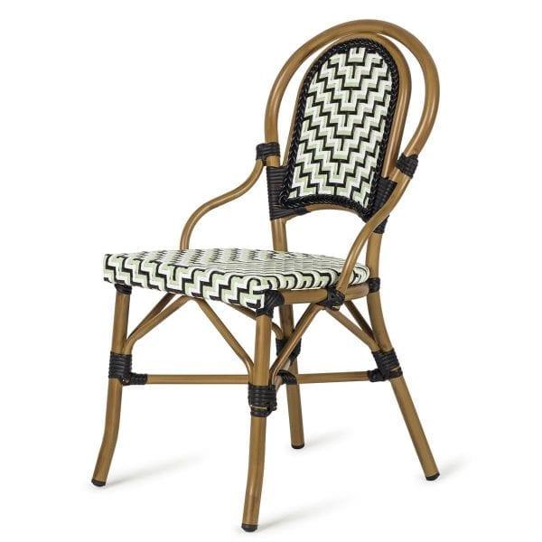 Outdoor Horeca chairs.
