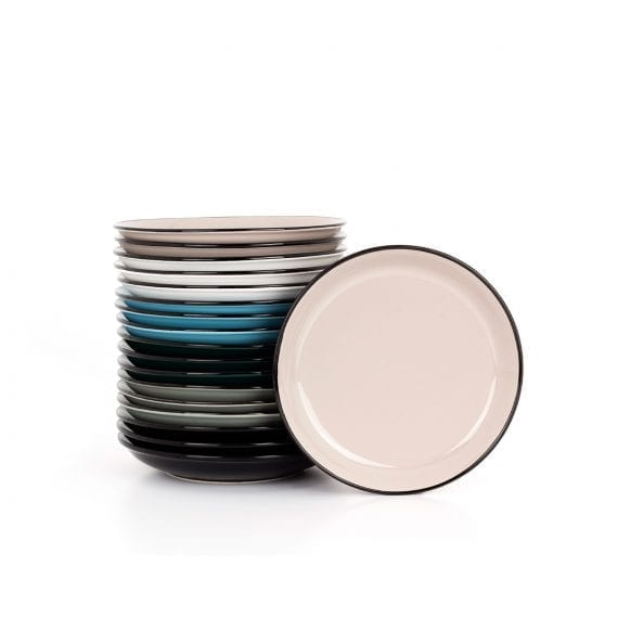 Hospitality flat plates collection.