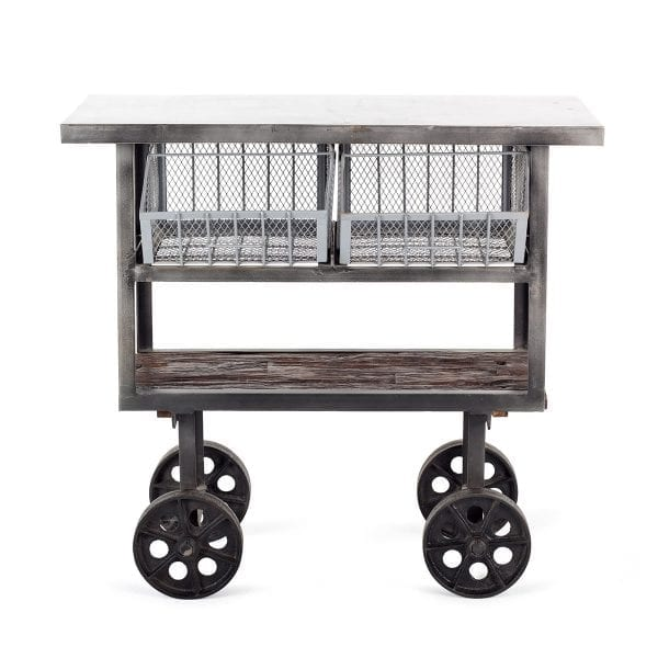Picture of the kitchen cart for hospitality from Francisco Segarra.