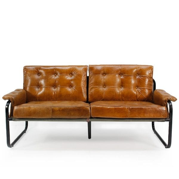 Sofa for offices, waiting rooms or reception areas.