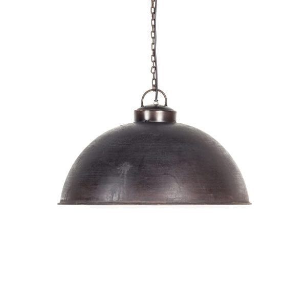 Suspension lamps and industrial style.