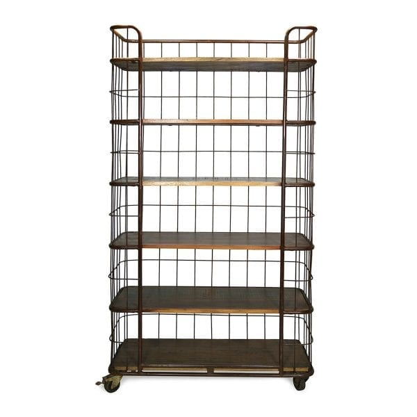 Picture of the commercial rack Pushkin.