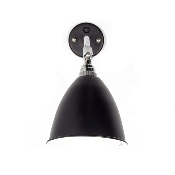 Wall lamp for commercial interior design.