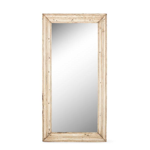 Miroirs pour vestiaires.
