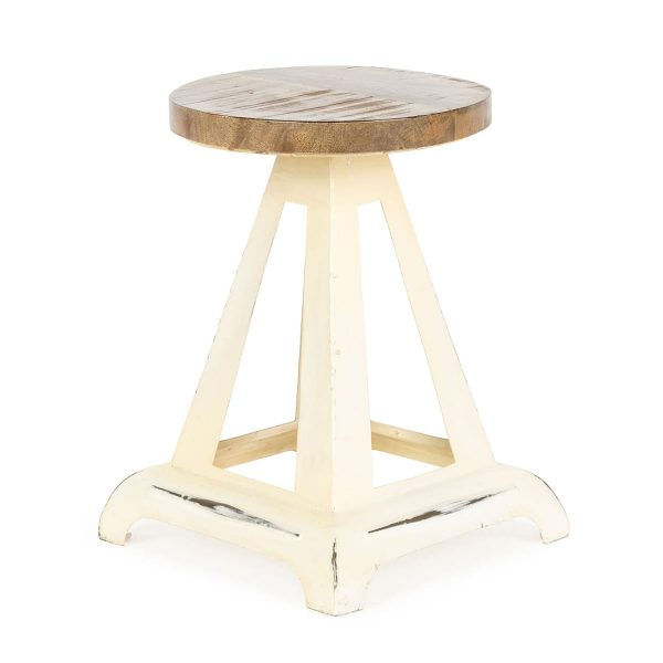Low stools Daki model.